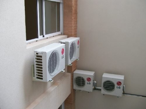 Instalacion aire acondicionado en vendrell tarragona y for Aire acondicionado oficina