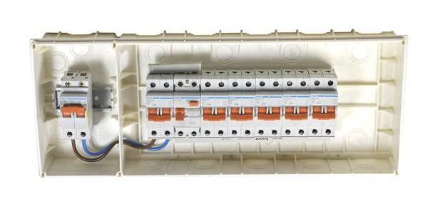Instalaci n el ctrica de vivienda unifamiliar - Instalacion electrica superficie ...
