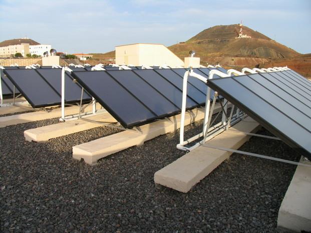 Instalaci n de placas solares t rmicas - Placa solar termica ...